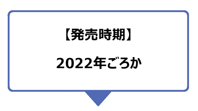 CX-50の発売時期は、2022年ごろか