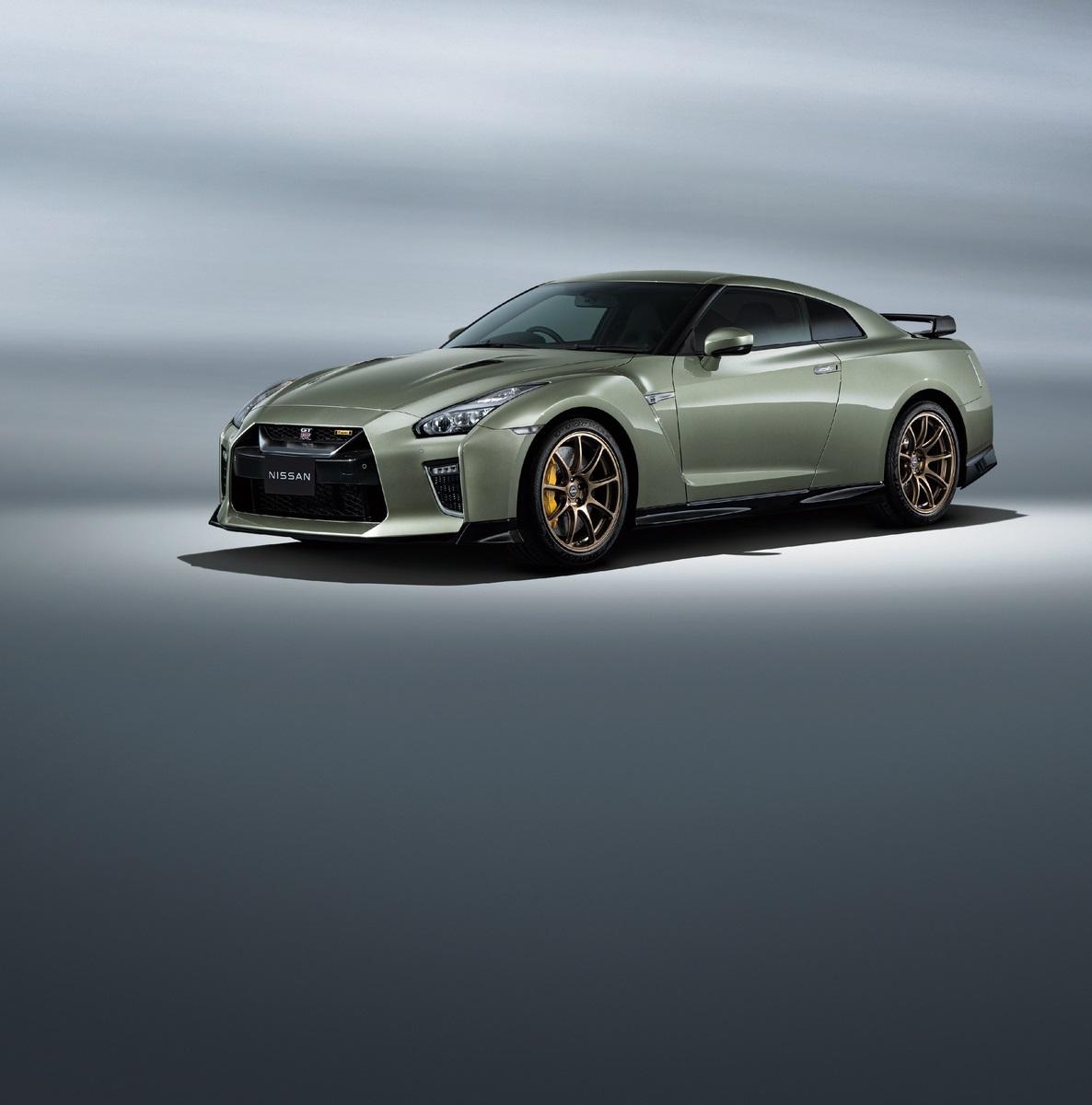 GT-R 2022年モデル T-spec